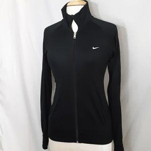 Nike black lightweight jacket
